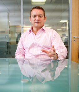 Edward Belgeonne - CEO & Founder, Destiny Wireless