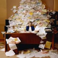imagesCAO028LX Paperwork Overload