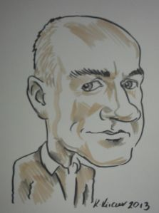 Dave Tyler Caricature_011013