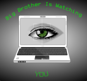 Big_Brother is watching you Screen