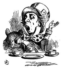 Mad Hatter - De_Alice's_Abenteuer_im_Wunderland_Carroll_pic_26