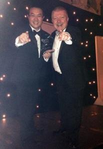 image2 Tony & Howard with DM Award 23 Oct 2014
