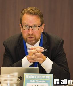 Atle Skjekkeland, Senior Vice President at AIIM